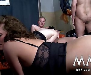 German Amateur Teen Swingers
