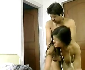 Pretty Indian Secretary Having Sex With Her Manager