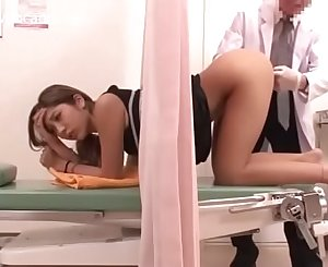 Gynaecology doctor