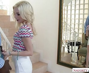 Tiny Teenage Spinner Piper Perri Fucks At the Office