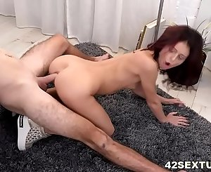 Teenage asshole drilled deep - Kate Rich